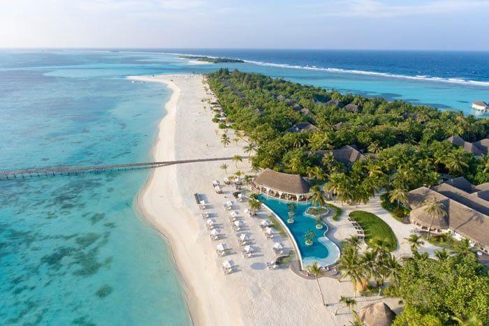 Hôtel Kanuhura 5* Luxe, Maldives