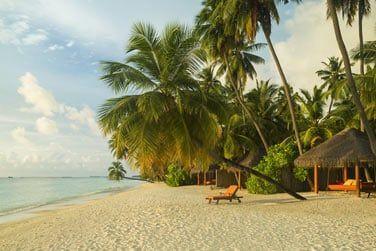 Vous êtes aux Maldives