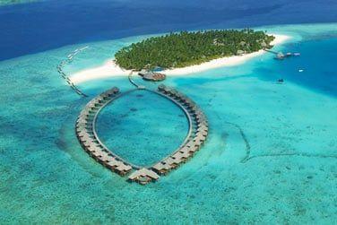 Bienvenue à l'hôtel Sun Aqua Vilu Reef aux Maldives !