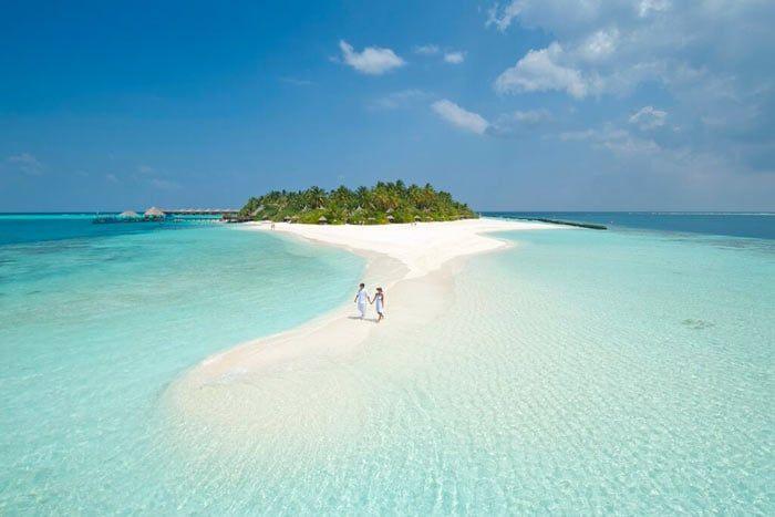 Hôtel Sun Aqua Vilu Reef 5*, Maldives