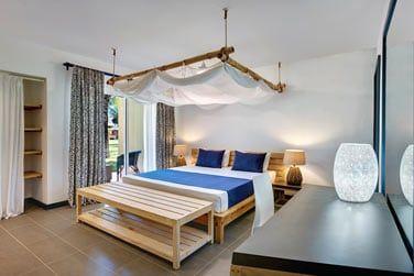 La chambre Supérieure, spacieuse et confortable