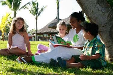 Le Tamassa est un hôtel idéal pour les familles : mini-club, chambres famille...
