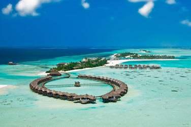 Situé sur l'atoll de Malé Sud