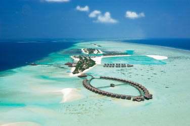 Bienvenue à l'hôtel Olhuveli Beach & Spa Resort 4*