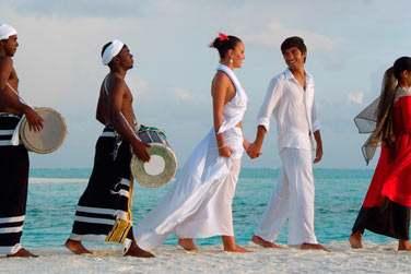 Cérémonie de mariage traditionnel