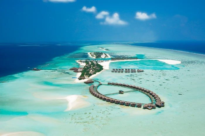 H�tel Olhuveli Beach & Spa Resort 4*, Maldives