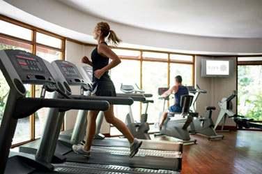Les plus sportifs pratiqueront leurs exercices physiques à la salle de sport !