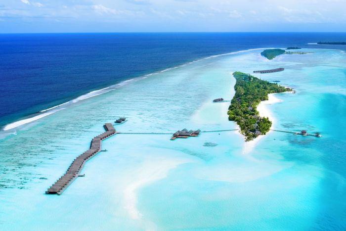 LUX* South Ari Atoll (ex-LUX* Maldives)