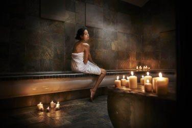 Hammam, bains à remous et massages vous sont proposés dans un cadre raffiné