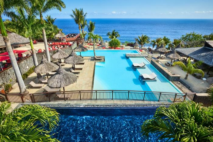 Hôtel Palm Hotel & Spa 5*, Réunion