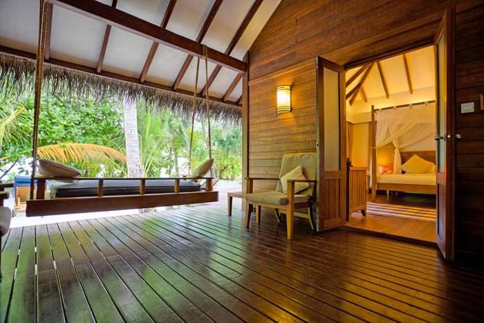 villa suite plage