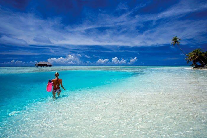 Hôtel Medhufushi Island Resort 4*, Maldives
