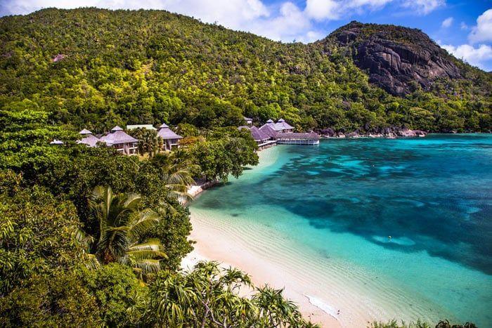 Hôtel Le Domaine de la Réserve 4*, Seychelles