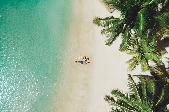 L'île Maurice du nord au sud