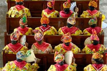 La culture riche et colorée de Guadeloupe !