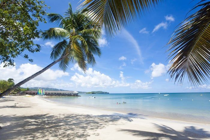 H�tel St. James's Club Morgan Bay, Saint Lucia 4*, Sainte-Lucie
