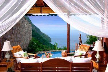 La suite at Paradise Ridge