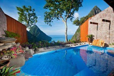 La suite Paradise Ridge
