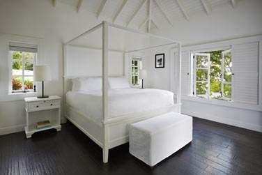 Chambre du Superior Luxury Cottage
