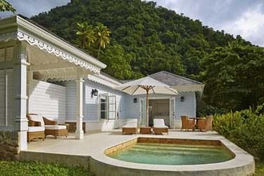 Confort et intimité en Superior Luxury Cottage