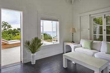 L'architecture coloniale du Superior Luxury Cottage