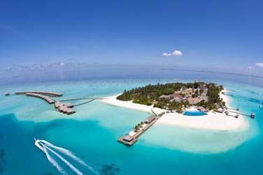 Bienvenue à l'hôtel Velassaru aux Maldives