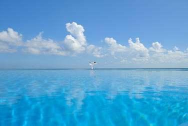 Initiez-vous au yoga aux Maldives dans un cadre enchanteur