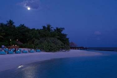 Optez pour le restaurant 'Breeze' pour un dîner les pieds dans le sable et composez votre propre menu