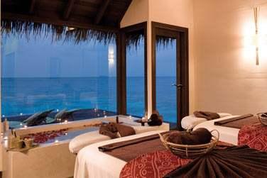 Le must : le 'Coco Journey', un massage de rêve chorégraphié par deux thérapeutes