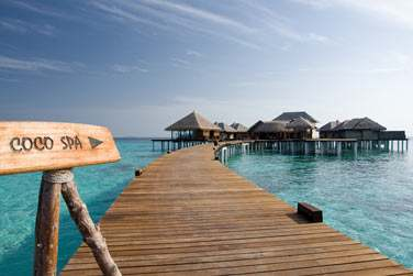 Bienvenue au Coco Spa, véritable oasis de bien-être !