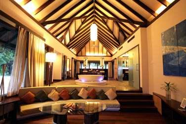 Votre Island Villa, spacieuse et confortable...