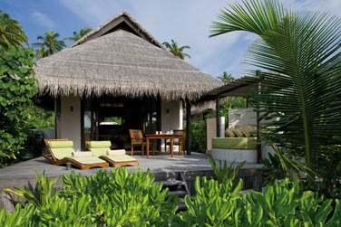 Espace extérieur de votre Island Villa