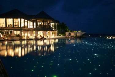 ... En un lieu romantique et cosy pour de belles soirées en amoureux
