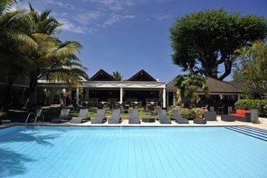 L'hôtel Alamanda est idéalement situé sur la cote Ouest de la Réunion