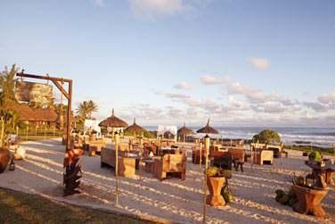 Le restaurant Fish and Rum Shack : un restaurant de plage qui rend hommage au mode de vie des pirates !