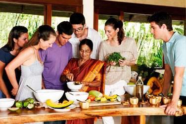La Grandma Class est un cours de cuisine mauricienne traditionnelle