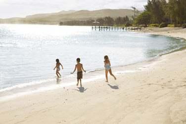 Le Shanti bénéficie d'un cadre enchanteur à l'hospitalité mauricienne remarquable.