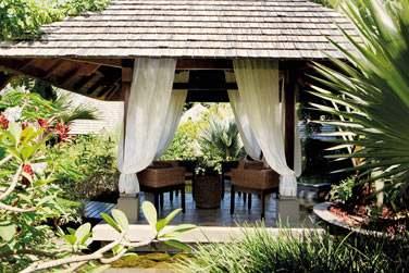 L'hôtel Shanti est un elégant établissement doté d'un spa primé