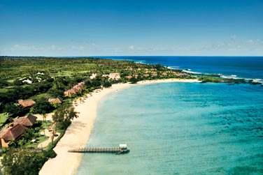 Bienvenue dans le sud sauvage de l'île Maurice... au Shanti Maurice 5*
