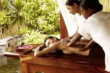 Pour un séjour relaxant dans la tranquillité des lieux de l'hôtel Shanti