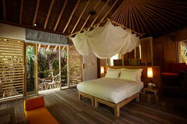 Chambre d'une Beach Villa