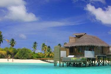 Villa sur pilotis à proximité de la plage