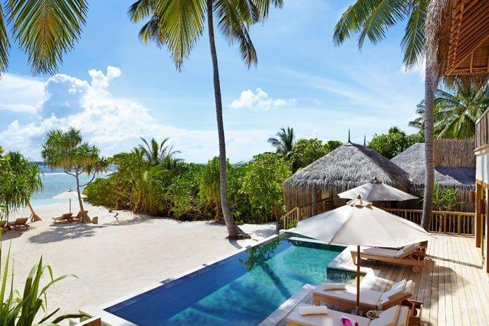villa plage océan 2 chambres (avec piscine)