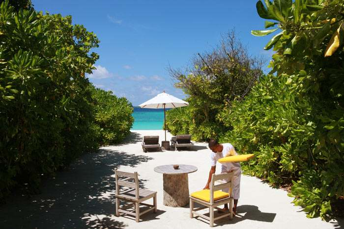 villa plage lagon 2 chambres (avec piscine)