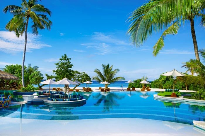 Hôtel Six Senses Laamu 5*, Maldives