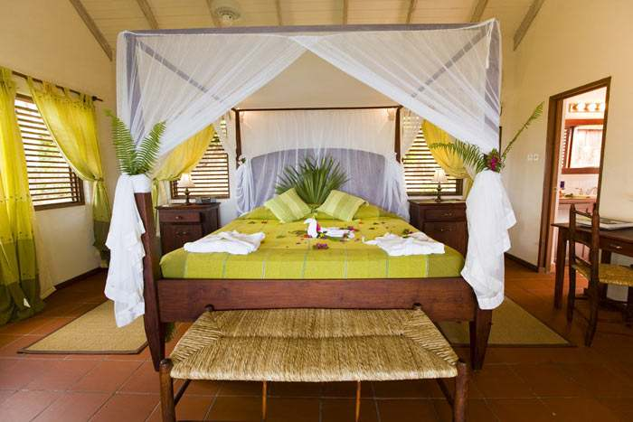 Photos h tel ti kaye resort spa sainte lucie for Decoration maison tropicale
