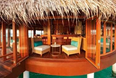 Le bar du Jing vous offre un cadre d'exception pour de bons moments de détente