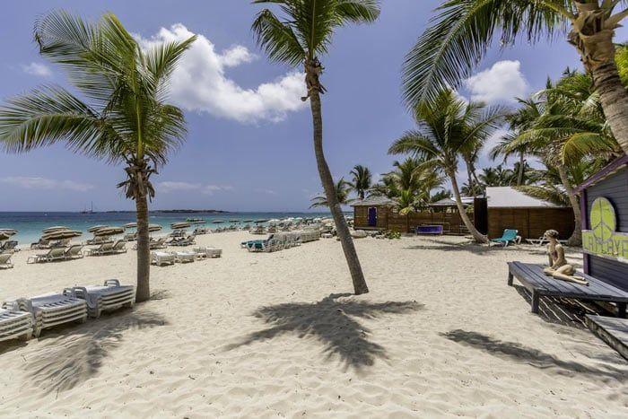 Hôtel La Playa Orient Bay 3*, Saint-Martin