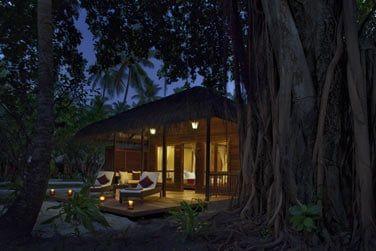 Beach Villa, un havre de paix entouré par une végétation tropicale luxuriante