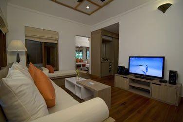 Intérieur de la Villa Honeymoon... Espace et confort
